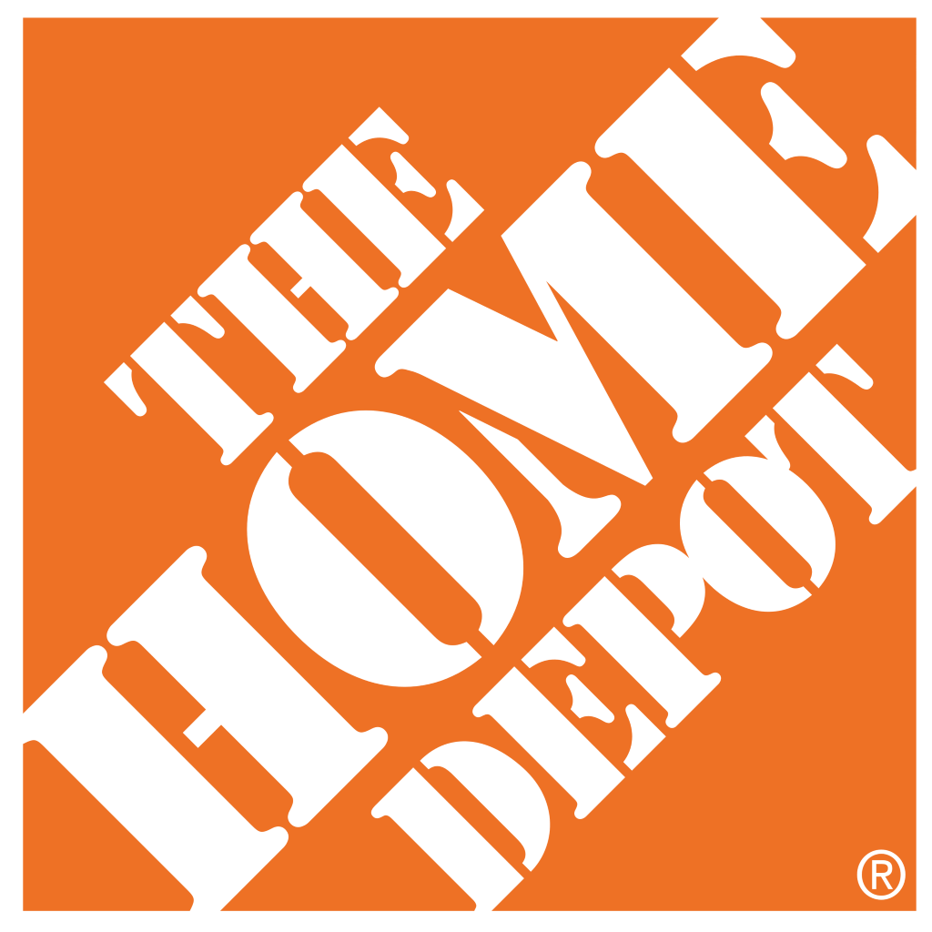 The Home Depot logo (transparent background, .png picture